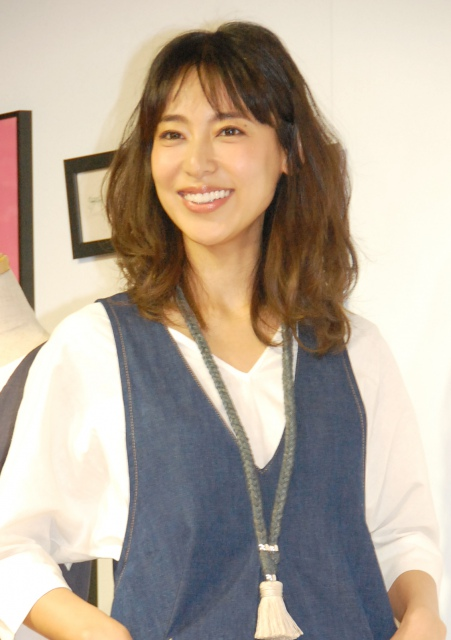 小泉里子 (C)ORICON NewS inc.
