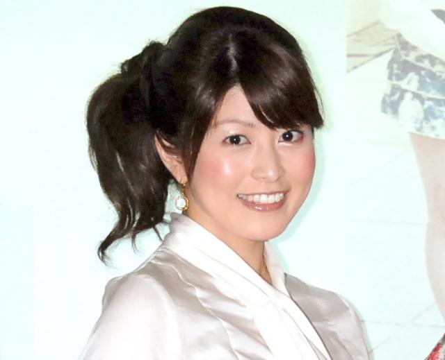 第2子妊娠を報告した森麻季アナウンサー (C)ORICON NewS inc.の画像