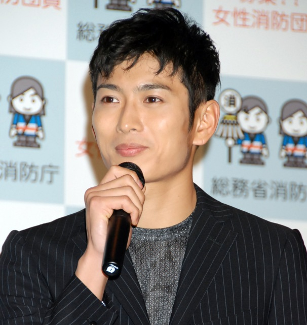 松田悟志 (C)ORICON NewS inc.