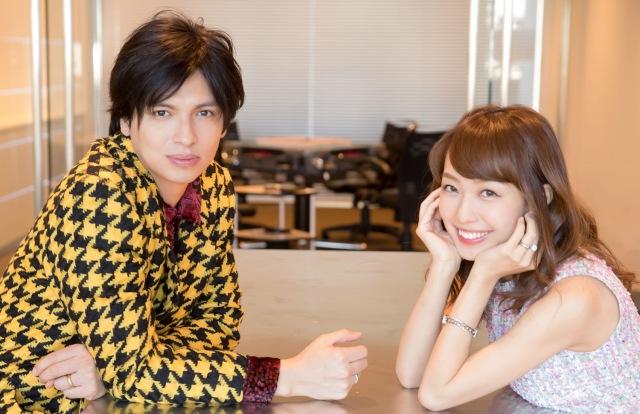 アレクサンダー&川崎希夫妻 Photo:草刈雅之 (C)oricon ME inc.の画像