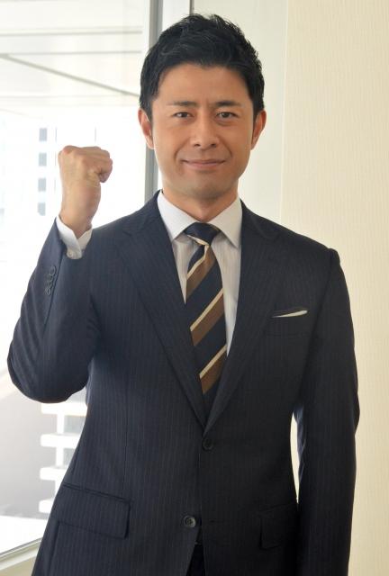 榎並大二郎アナウンサー (C)ORICON NewS inc.の画像