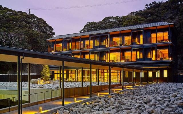 碧き島の宿「熊野別邸 中の島」の画像
