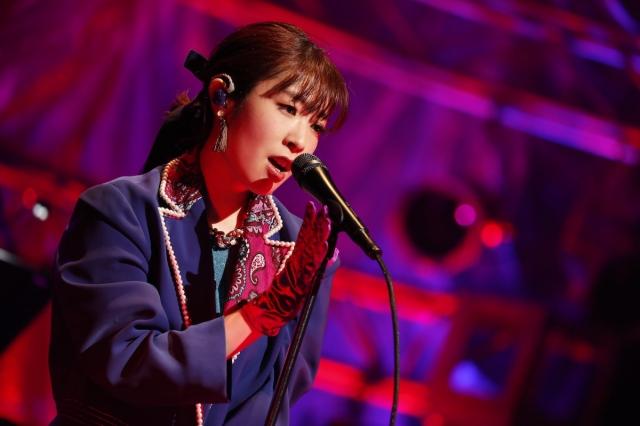 『Lantis & Purple One Star New Generation LIVE 2020』に出演した降幡愛の画像