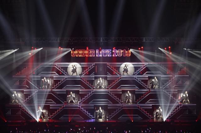 昨年10月に行われた『乃木坂46 アンダーライブ2019』の画像