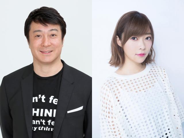 日本テレビ系『つぶし合いクイズ!悪意の矢』でMCを務める加藤浩次、指原莉乃の画像