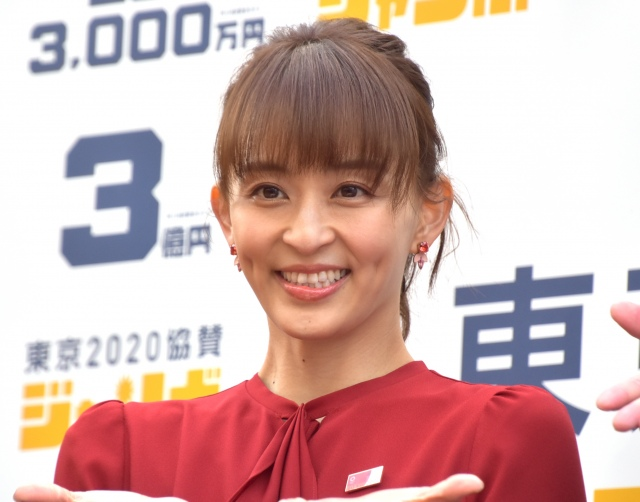 田中理恵さん (C)ORICON NewS inc.の画像
