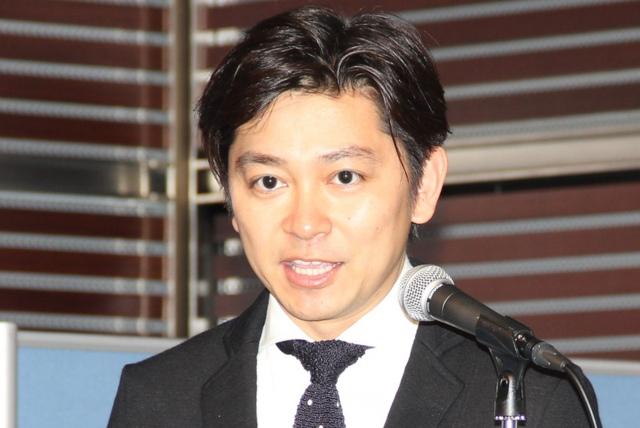 森圭介アナウンサー(C)ORICON NewS inc.の画像