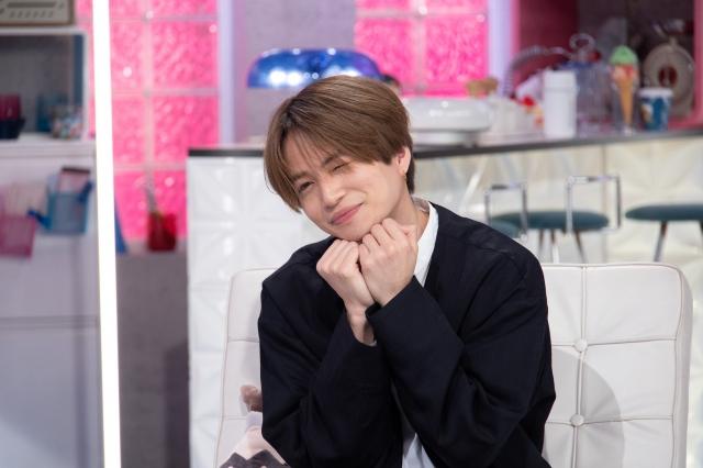13日放送の『あざとくて何が悪いの?』に出演するSexy Zone・菊池風磨(C)テレビ朝日の画像