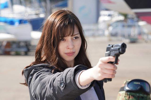 『君と世界が終わる日に』に出演する中条あやみ (C)日本テレビの画像