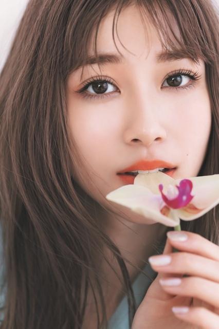 『CanCam』5月号より専属モデルに決定した生見愛瑠の画像
