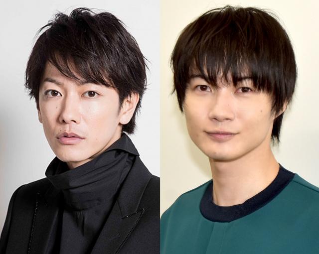 (左から)佐藤健、神木隆之介 (C)ORICON NewS inc.の画像