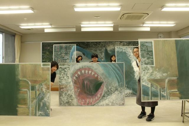 香川県立善通寺第一高等学校のチーム「うみんちゅ」のメンバーの画像