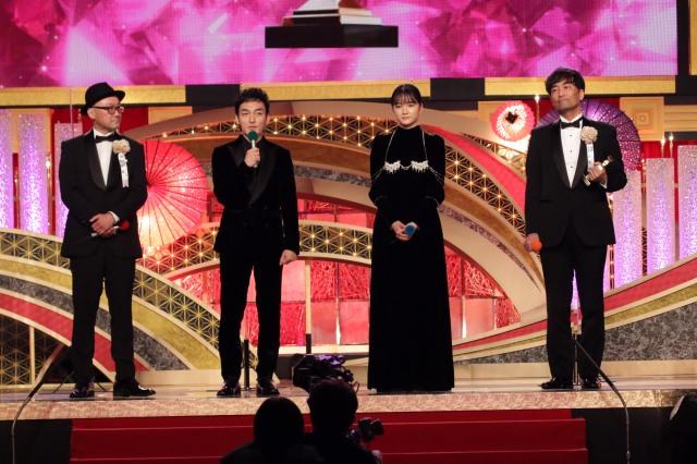 映画『ミッドナイトスワン』が『第44回日本アカデミー賞』最優秀優秀作品賞を受賞(C)日本アカデミー賞協会の画像