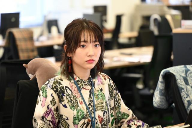 『リコカツ』に出演する武田玲奈 (C)TBSの画像