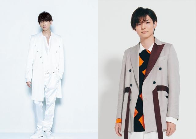 (左から)小山慶一郎、薮宏太の画像