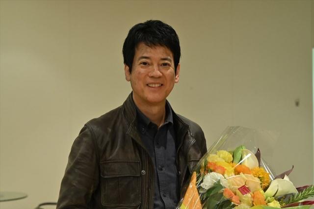 ドラマ『24 JAPAN』主人公・獅堂現馬役の唐沢寿明がクランクアップ。3月26日に最終回(第24話)を放送 (C)テレビ朝日の画像