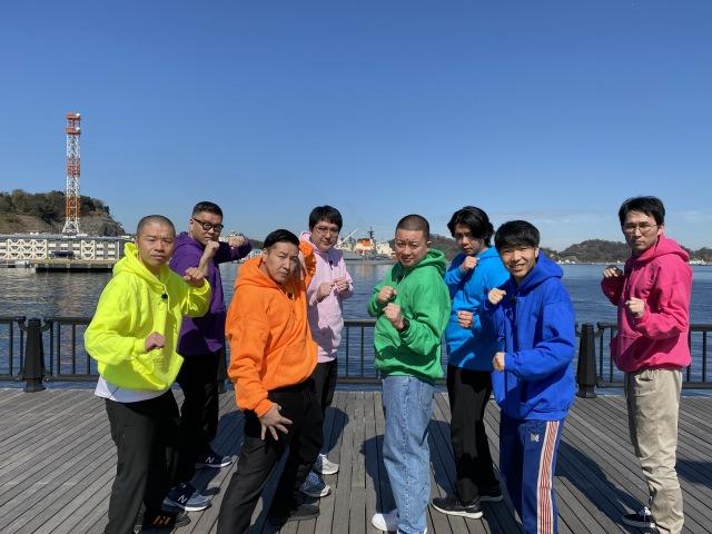 28日放送のバラエティー特番『疾走!エイトマイル』(C)日本テレビの画像