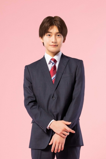 4月スタートの新ドラマ『着飾る恋には理由があって』に出演する高橋文哉(C)TBSの画像