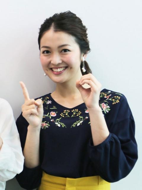 福田典子アナウンサー (C)ORICON NewS inc.の画像