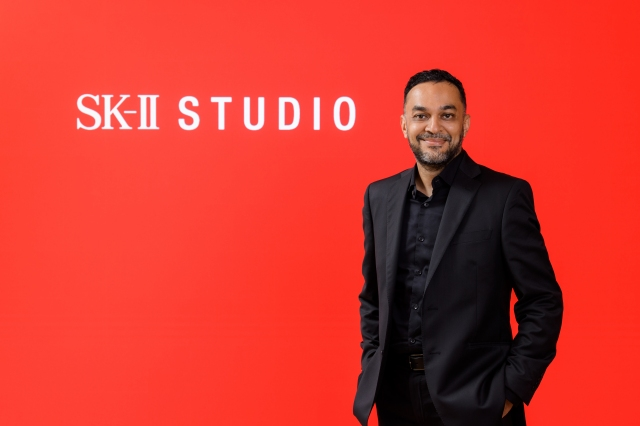SK-II 最高責任者(CEO)サンディープ・セス氏の画像