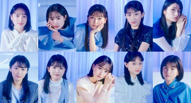 「TBSスター育成プロジェクト『私が女優になる日_』」の参加メンバー10人 (C)TBSの画像