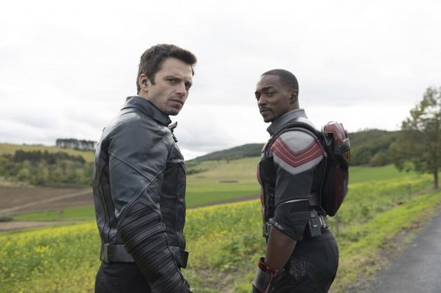 ディズニープラスで独占配信『ファルコン&ウィンター・ソルジャー』第2話へ向けて特別映像が解禁 (C) 2021 Marvelの画像