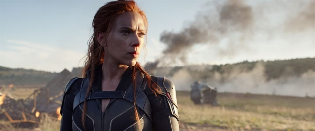 マーベル・スタジオ映画『ブラック・ウィドウ』は7月9日より劇場およびディズニープラスのプレミア アクセスで同時公開されることが発表された(C)Marvel Studios 2021の画像