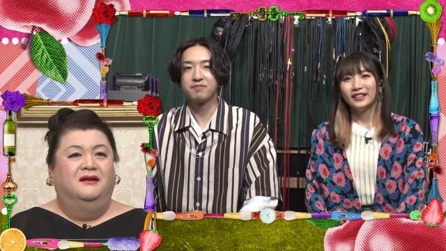 27日放送『マツコ会議』で初共演するマツコ・デラックスとYOASOBI (C)日本テレビの画像