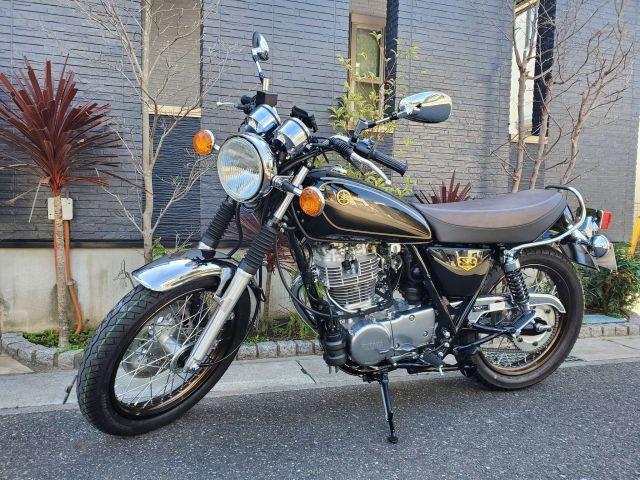 3月をもって生産中止となった『YAMAHA SR400』の最終モデル『Final Edition Limited』 画像提供/ほのくろ氏の画像