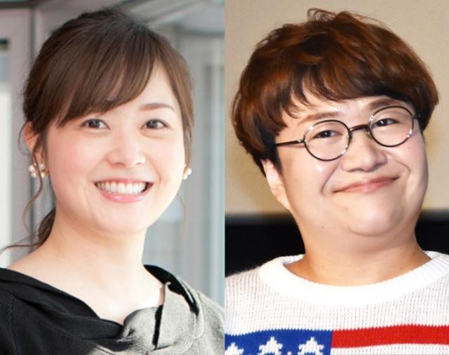 (左から)水卜麻美アナ、近藤春菜 (C)ORICON NewS inc.の画像