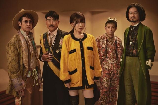 『WBSワールドビジネスサテライト』新エンディングテーマ曲として新曲「緑酒」を提供した東京事変の画像