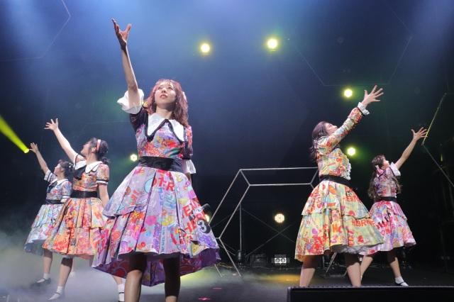 5月5日のデビュー9周年記念日に新メンバー発表公演を行う私立恵比寿中学の画像