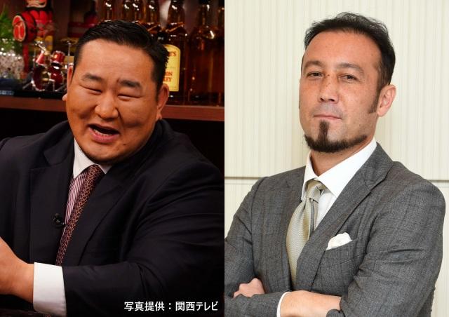 サッカー好きの朝青龍が闘莉王と『日本×モンゴル』で副音声の画像