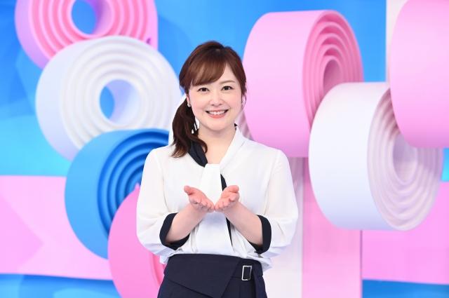 """夢の""""朝の顔""""就任への意気込みを語った水卜麻美アナウンサー (C)日本テレビの画像"""