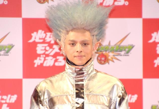 """破天荒な宇宙人""満島真之介 (C)ORICON NewS inc.の画像"