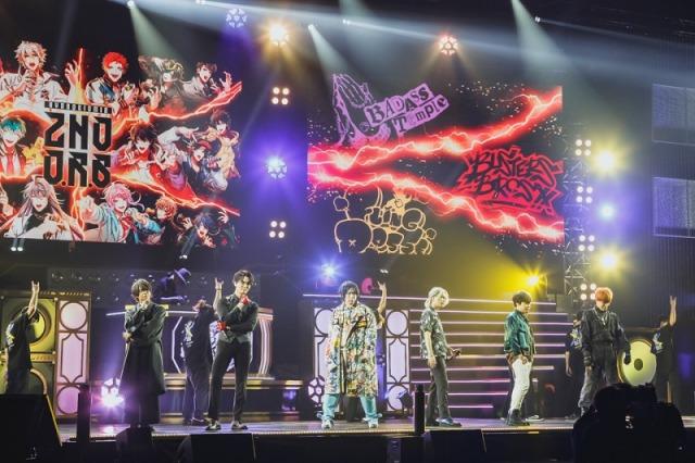 """『ヒプノシスマイク-Division Rap Battle- 6th LIVE 』3rd Battle photo by 粂井健太/nishinaga """"saicho"""" isao/小林弘輔の画像"""