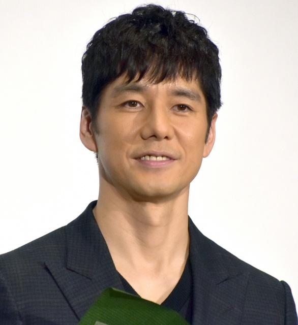 50歳の抱負を語った西島秀俊 (C)ORICON NewS inc.の画像