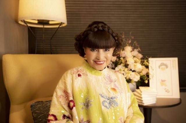 「窓ぎわのトットちゃん40周年」オンライン会見を行った黒柳徹子 (C))田川優太郎の画像