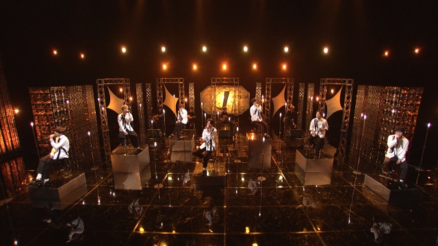 NHK音楽番組『J-MELO』に初出演するジャニーズWEST(C)NHKの画像
