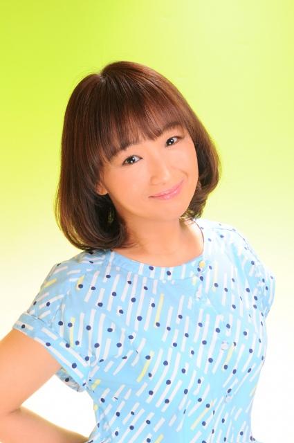 声優・大西健晴との結婚を報告した倉田雅世の画像
