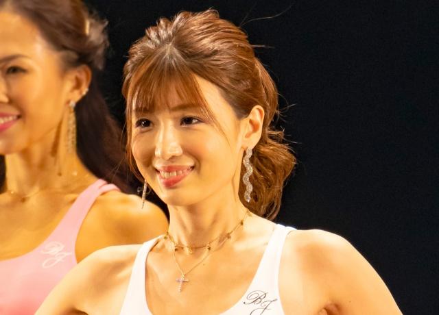 『BBJ』で美ボディを披露した光田祐子さんの画像