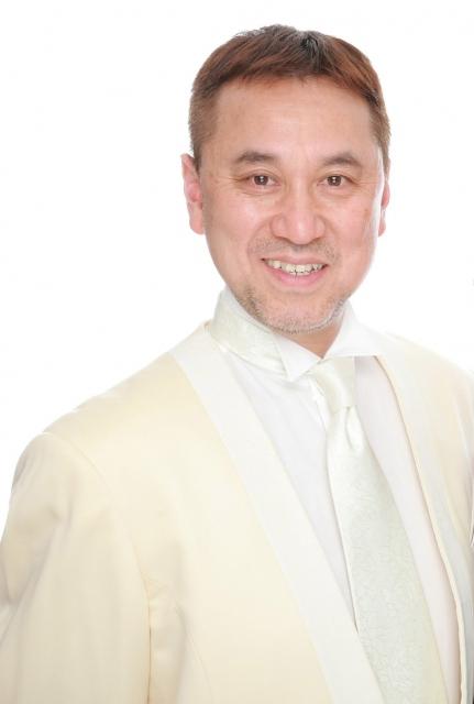 サンミュージックプロダクションの副社長に就任した岡博之の画像