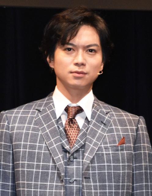 舞台『モダンボーイズ』に出演する加藤シゲアキ (C)ORICON NewS inc.の画像