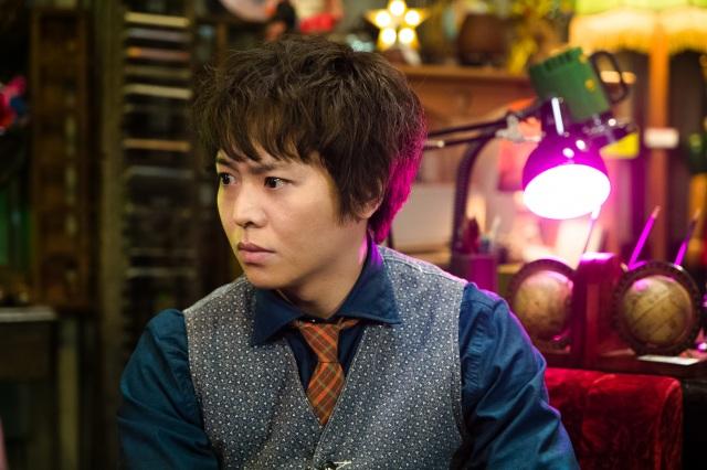 Hey! Say! JUMP・有岡大貴主演『探偵☆星鴨』場面カットが初解禁 (C)NTV・J Stormの画像