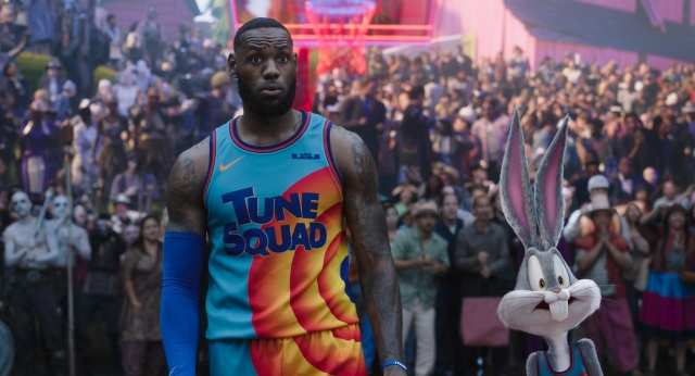 映画『スペース・プレイヤーズ』』 (C)2021 Warner Bros. Entertainment Inc. All Rights Reserved.の画像