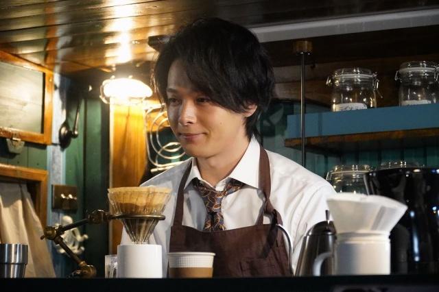 中村倫也が主演する移動珈琲物語=『珈琲いかがでしょう』 (C)「珈琲いかがでしょう」製作委員会の画像