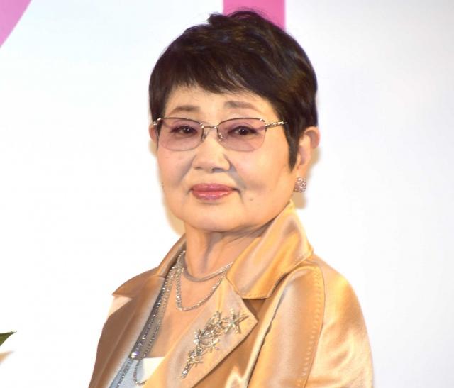 橋田壽賀子さんを追悼した泉ピン子 (C)ORICON NewS inc.の画像