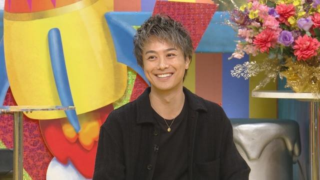 6日放送『ザ!世界仰天ニュース』4時間スペシャルに出演するEXILE TAKAHIRO (C)日本テレビの画像