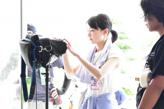 小川紗良の長編初監督映画『海辺の金魚』(6月25日公開)4月29日から韓国で行われる「第22回全州国際映画祭」インターナショナルコンペティション部門で上映決定 (C)2021 東映ビデオの画像