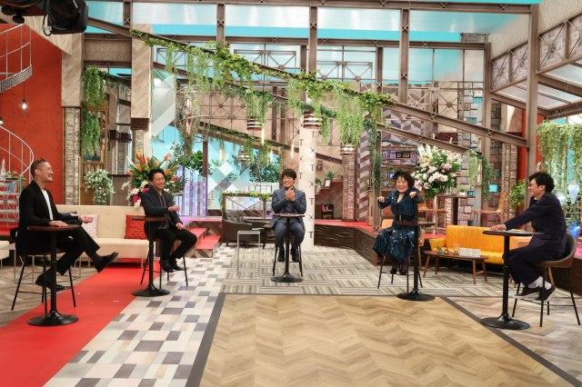 7日放送『TOKIOカケル』が新装開店 初回ゲストはバービー&鈴木亮平 (C)フジテレビの画像